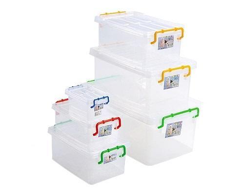 妙用箱 整理箱 收納(2.3.4.5.6.7號) 掀蓋收納箱 收納箱 萬用箱 工具箱 小物箱 零件箱 - 露天拍賣