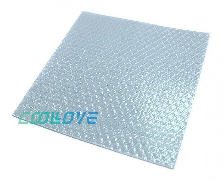 小白的生活工場*TGX 高導熱係數/超軟導熱矽膠片100X100X2 mm(雙面無背膠) - 露天拍賣