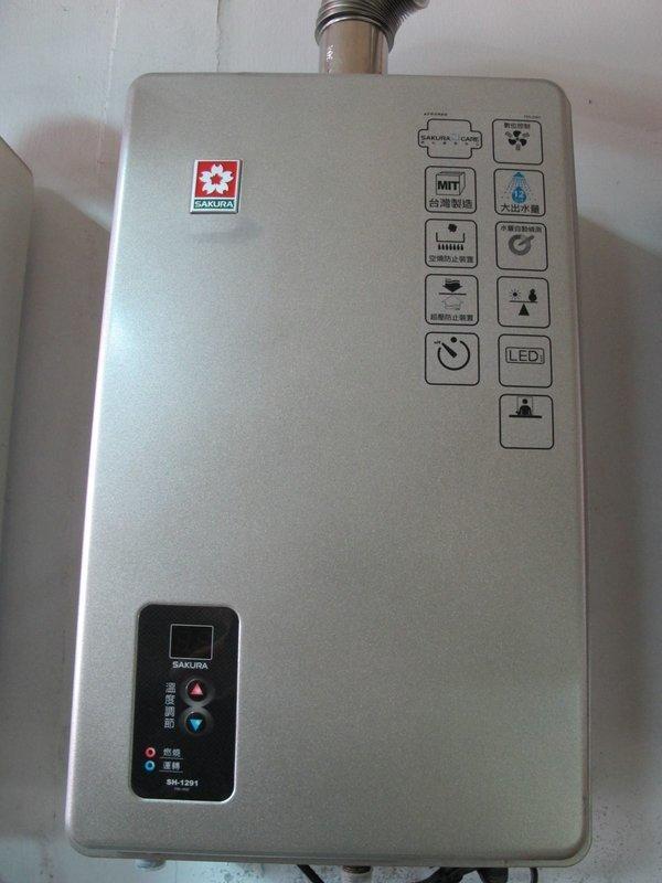 「新竹熱水器醫生」 櫻花 林內數位熱水器維修專家 - 露天拍賣