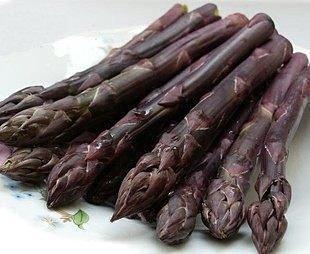 ↖美國進口紫甜蘆筍種子 大包裝(種子) ↗ - 露天拍賣