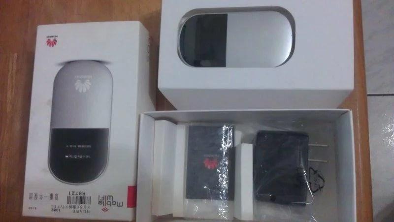 華為 HUAWEI E586 行動 3G WiFi IP 分享器 - 露天拍賣