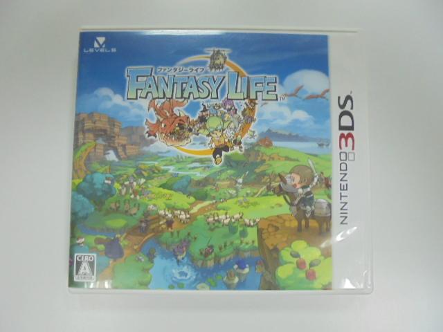 3DS 日版 GAME 奇幻生活(40957531) - 露天拍賣