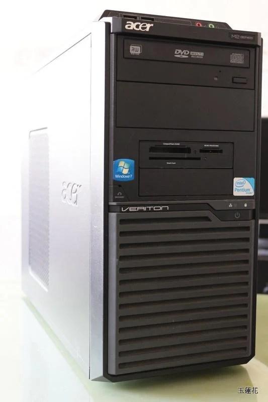 ACER 電腦主機+4G RAM Intel 雙核CPU 775腳位 上網/追劇 - 露天拍賣