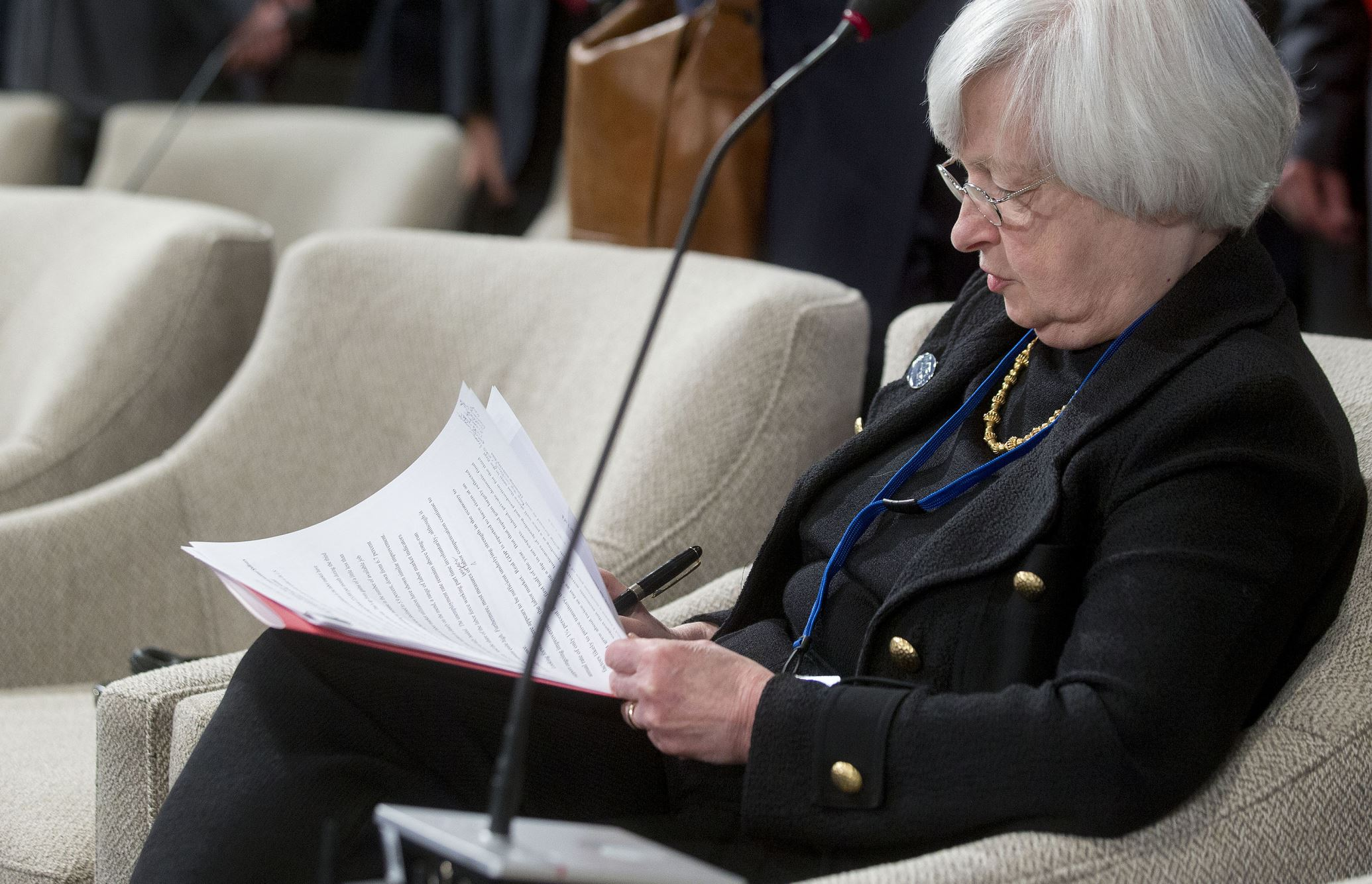 "<p>Federal Reserve Chair Janet Yellen said she's ""greatly"" concerned by the most sustained rise in U.S. wealth and income inequality since the 19th century, while declining to offer any policy prescriptions. </p>"