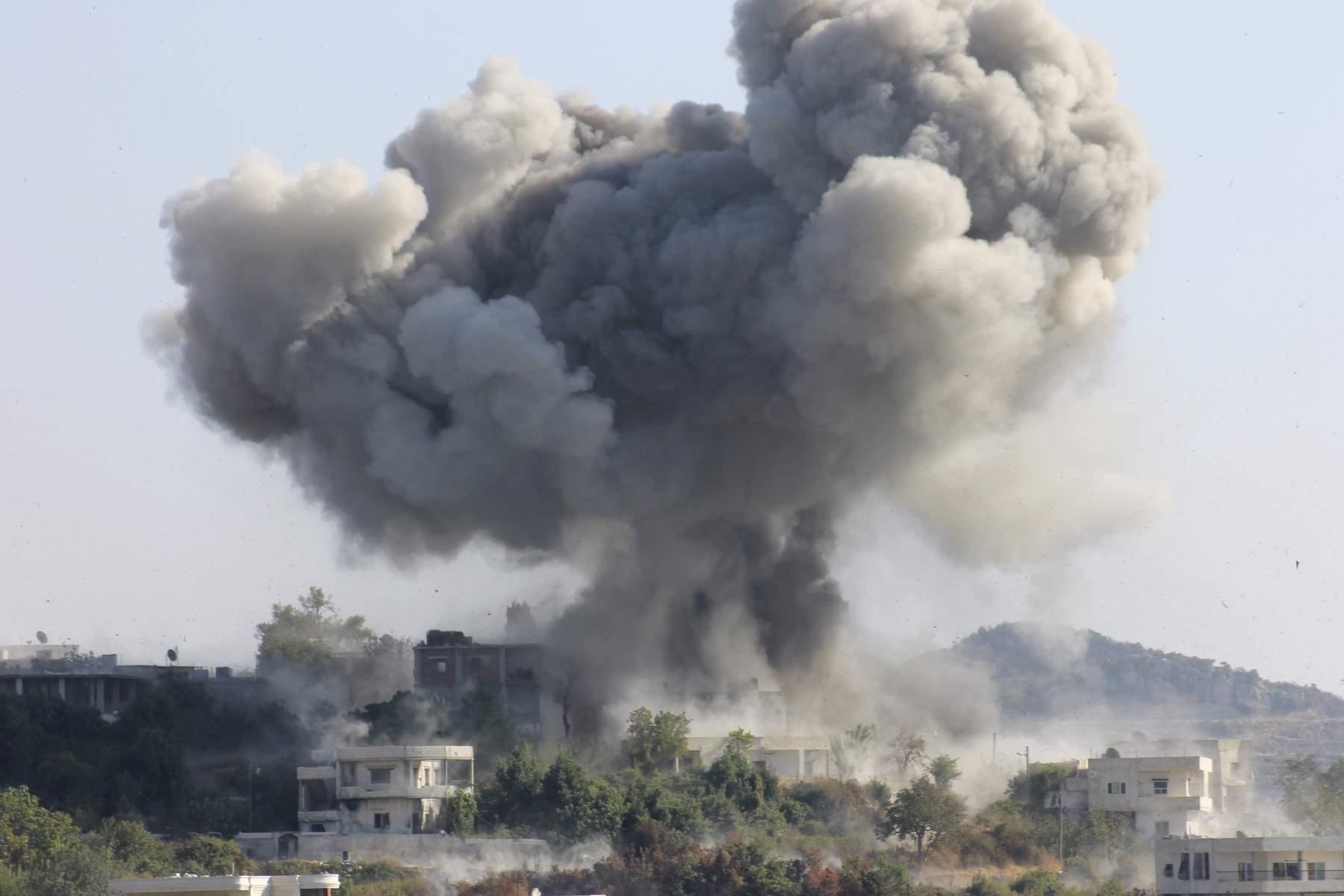Como parte de la contienda contra el Estado Islámico, Estados Unidos ha bombardeado Siria con la guerra civil de por medio.