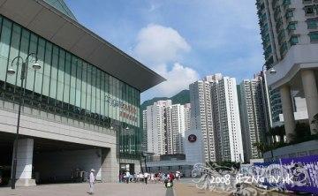 [HK]東涌站。東薈城名店倉