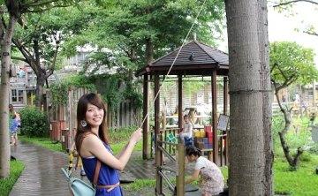 [台中] 大人跟小孩都適合去的暑假好去處 老樹根魔法木工坊