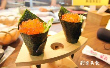 [台中] 新一點利黃昏市場攻略(1) 鵝房宮 市場裡也吃得到超平價好吃日本料理