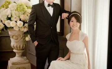 [愛情] 真爺們的幸福教戰守則(4) SJ婚紗照大公開 及 比堤婚紗幕後花絮