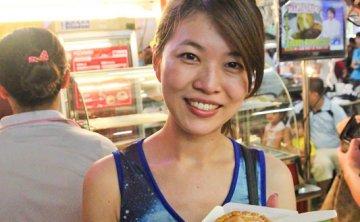 [高雄美食小吃] 金鑽夜市VS凱旋夜市 @全台灣最大的國際觀光夜市