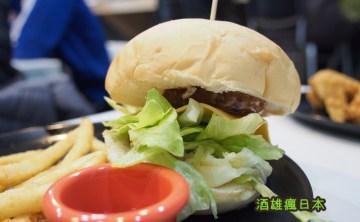 [台中美食]費城起司牛肉堡-百元有找,適合學生及家庭的平價漢堡(已歇業)