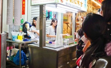 [台中東海] 豐味綠豆沙牛奶專門店 @料好實在的綠豆沙牛奶 濃郁好喝