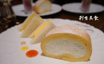 [大阪甜點] Salon de Mon cher 堂島ロール蛋糕捲 @超好吃蛋糕捲 必吃夢幻下午茶 (心齋橋店)