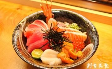[台中/西屯]  樂橫丁H-Mart 日式傳統市場 @ 上福綱 市場裡也能吃到好吃生魚片丼飯(已歇業)