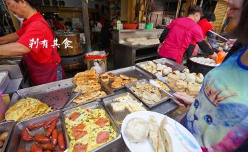 [台中第五市場美食] 樂群早餐店 | 超傳統的老字號早餐 平價好吃種類多