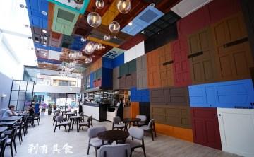 [台中咖啡] 木門咖啡 Wooden Door @冰滴咖啡好喝 木門裝潢很酷 空間寬敞適合聊天