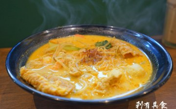 【台中北平路美食】 金福氣南洋食堂 @ 南洋料理 馬來西亞復古風主題餐廳 咖椰吐司