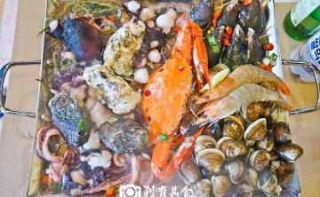 Omaya 韓國釜山巨無霸海鮮盆 | 兄弟們對抗海王類的時候到了! 台中漢口店限定 每日限量50份 5/20準時開賣(已歇業)