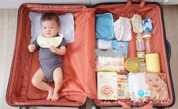 寶寶外出行李準備 │ 寶寶副食品怎麼帶 20種推薦必帶好物清單