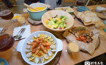 一起一起繪本廚房 | 台中親子餐廳推薦 餐點好吃 不僅有1000本以上繪本藏書 (已歇業)