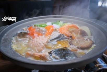 手信大佬日本料理 |  好吃用心的日本料理 推鮭魚石狩鍋 生魚片 握壽司