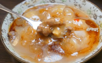 鄧肉圓台中店 | 好吃的斗六肉圓台中也吃得到 飽食CP 甜不辣吃完還可以加湯 (50年老店)