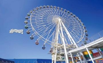 台中三井OUTLET | MITSUI OUTLET PARK台中港 12/12開幕,還有海景摩天輪 (營業時間/停車場)