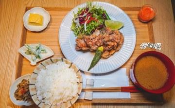 小器食堂   台中文心秀泰美食 文青日式質感食堂 餐具都好美啊,吃完會想買餐具 (2019菜單)