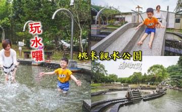 桃米親水公園 | 埔里親子景點 桃米生態村內的免費戲水池 夏日玩水好去處