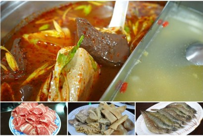[台中火鍋]寧記麻辣鴛鴦鍋(五常街)-中國醫、中友商圈 平價吃到飽優質火鍋