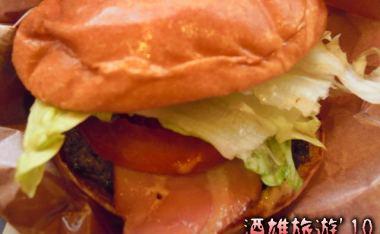 [東京]漢堡控的逆襲之LOTTERIA絕妙漢堡