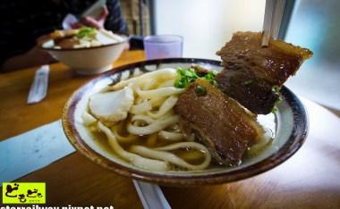 [沖繩]明治時代流傳下來的百年好味-「岸本食堂」沖繩拉麵