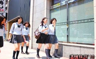 [北海道札幌]札幌中心部的長廊商店街-「貍小路」