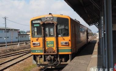 [青森景點]冬季限定津輕鐵道暖爐列車(五所川原-金木) @民視嫁妝外景拍攝地
