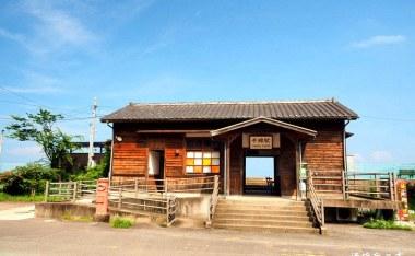 [長崎]千綿車站-東彼杵町海景與木造站舍的美麗車站