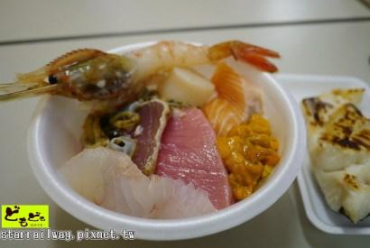 [青森]免猶豫通通來一份的豪華海鮮任意丼-「古川市場のっけ丼」