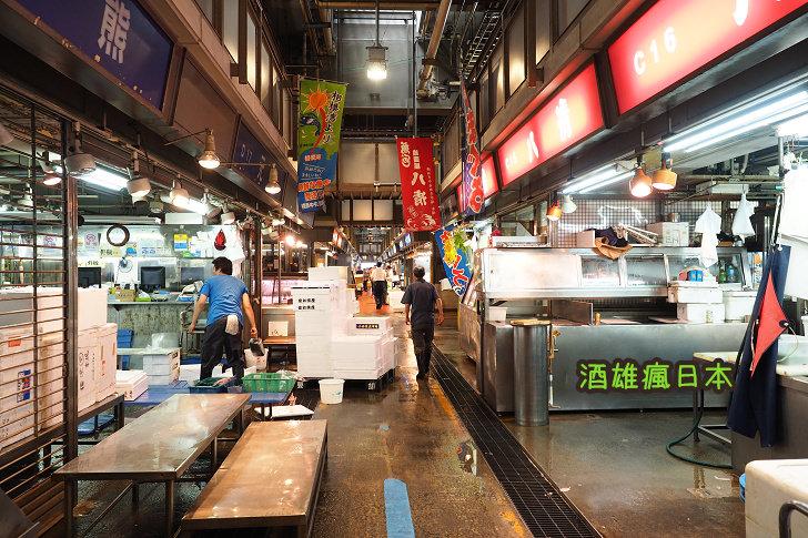 [神奈川橫濱景點]橫濱中央卸賣市場-超低溫鮪魚冷凍庫的南極體驗 - 酒雄瘋日本
