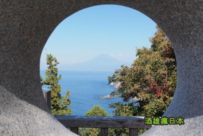 [靜岡-伊豆景點]戀人岬-望富士山敲鐘見證永恆愛情