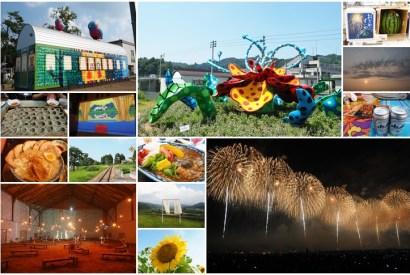 [日本自駕]新潟長岡花火大會&大地藝術祭自駕之旅,充滿感動的夢幻旅程!