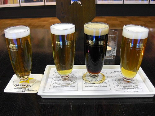 tomihisa_fuon 拍攝的 サッポロビール,飲み比べ。