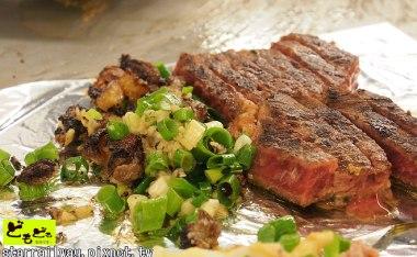 [台中美食]百吃不膩的高C/P值牛排-「高林鐵板燒」
