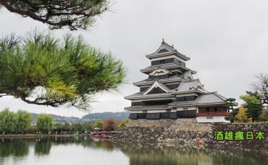 [長野景點]從松本車站漫步到國寶松本城-驚喜不斷的散步路線