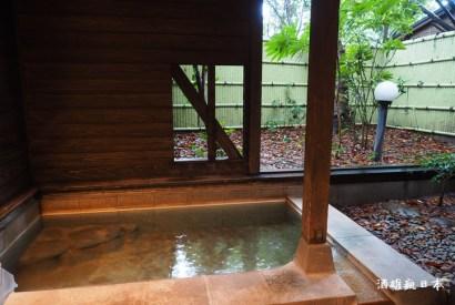 [宮崎海老野市住宿]田園景色中的高級溫泉旅宿『十兵衛』-大推露天風呂房型