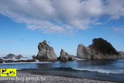 [岩手]海嘯過後依舊美麗的海岸線-「淨土之濱」