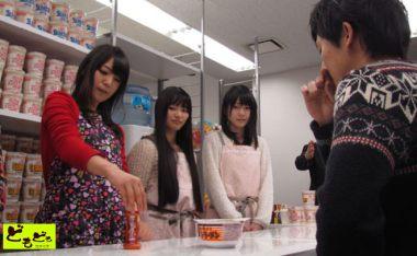 [東京秋葉原]可愛偶像泡麵給你吃,享受至福的三分鐘-「noodol cafe」