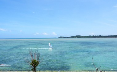 [沖繩]海中道路-沖繩租車自駕的絕佳兜風路線