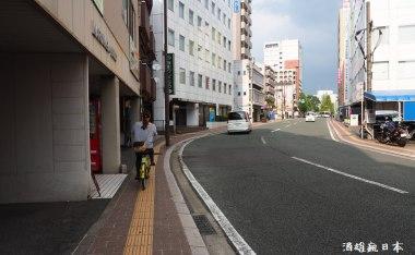 [熊本景點]熊本市內單車租借服務-用不同角度遊熊本