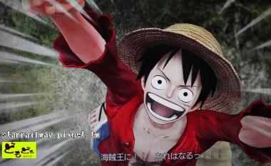 [PS3] 我要成為海賊王! 海賊無雙 (攻略及日語教學連載中) ep1