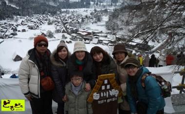 [索引]2012冬夢幻合掌村享樂之旅(連載開始)