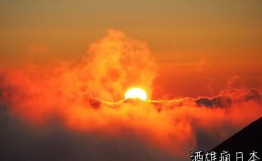 夏威夷大島MUANA KEA火山山頂-天文台 雲海 觀星行程
